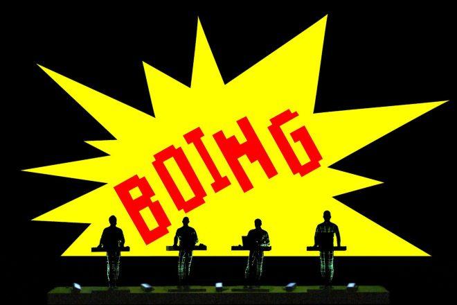 Curta 10 Dos Maiores Sucessos De Kraftwerk