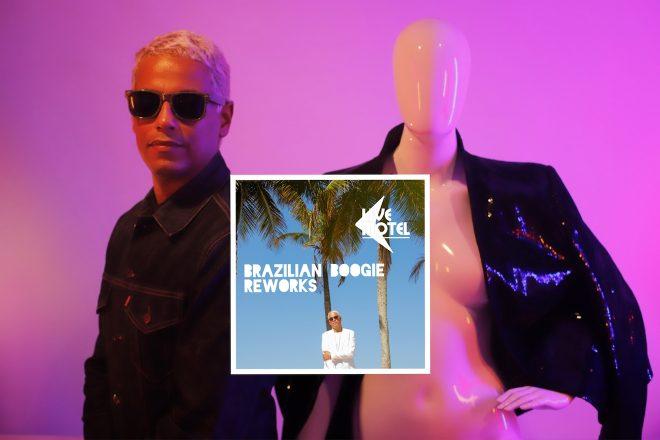 Brazilian boogie na veia: confira o novo EP de releituras do Live Motel