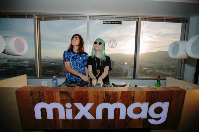Que tal ser convidado para participar de matérias editoriais da Mixmag?